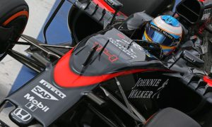 McLaren 'struck the maximum' with P17 - Alonso