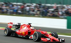 Vettel not happy but race chances still intact