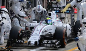 Massa bemoans rain and Williams mistake