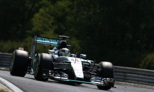 Hamilton pleased by Red Bull showing