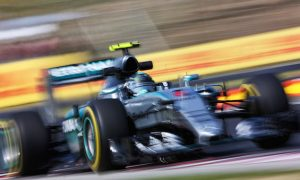 'I was always chasing my tail' - Rosberg