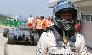 Unhappy Rosberg at a loss over qualifying struggles