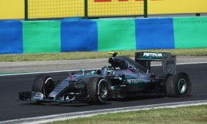 Rosberg 'gutted' by lost points after Ricciardo clash