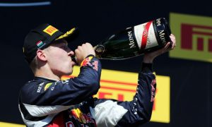 Kvyat secures best F1 result to date