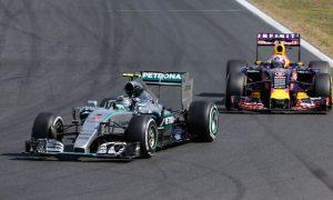Horner had deja vu of Ricciardo victory
