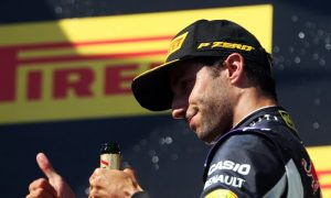 Hungary definitely a step forward - Ricciardo