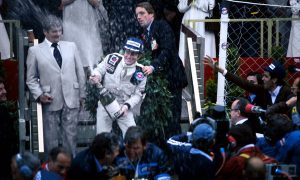 Depailler's finest moment