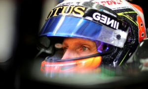 Grosjean supportive of Lotus buy-out by Renault