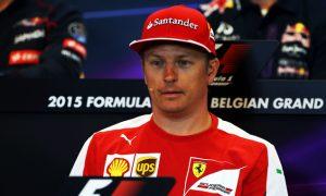 Raikkonen grateful for Vettel support