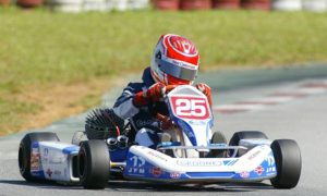 F1i's columnist in his karting days