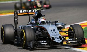 'Lack of pace' denies Perez podium