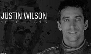 Justin Wilson's funeral held near Silverstone
