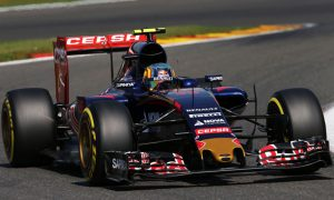 Renault apologises to Toro Rosso for Sainz Spa DNF