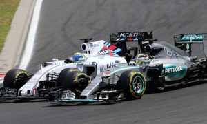 Hamilton eager to get back to racing