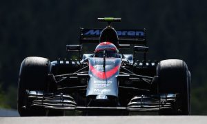 Button calls for patience with new power unit