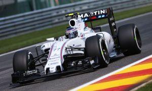 Williams will be much higher on Saturday - Bottas