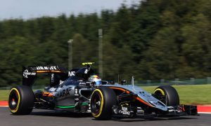 Perez targets 'dream' podium for Force India