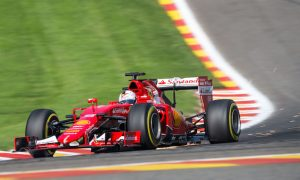 Vettel: Ferrari has pace to climb through field