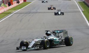 Hamilton labels Spa victory 'a dream'
