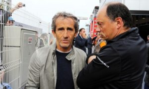 Renault F1 management speculation ramping up