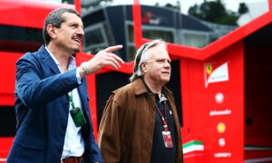Steiner confident about Haas F1 project viability
