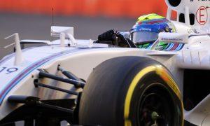 Massa 'amazed' at gap to Ferrari, Red Bull