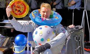 Happy birthday, Mika Hakkinen!