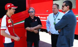 Haas close to finalising 2016 driver line-up