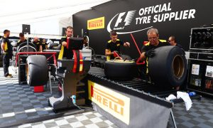 Pirelli and FIA to define tyre restrictions