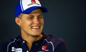 Ericsson looking forward to more points in Singapore