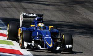 Ericsson hit with grid drop for blocking Hulkenberg