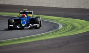 New aero package for Sauber, but power upgrade still in the works