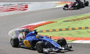 Monza 'my best race in F1' - Ericsson