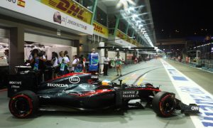 Upbeat Alonso buoyed by gap to Button