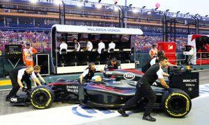 Alonso calls on McLaren to take risks