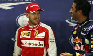 I simply wasn't good enough in 2014 - Vettel