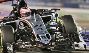 Hulkenberg apologises to Massa for Singapore collision