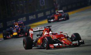 Vettel takes third win as Hamilton retires in Singapore