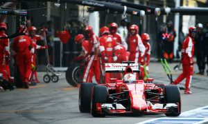 Vettel surprised by Rosberg pace in P2 fight