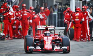 Raikkonen satisfied with fourth and overall progress