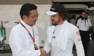 Alonso denies outbursts were a message to Honda