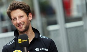 Grosjean surprised by popularity after Haas signing