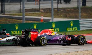Hulkenberg cleared over Ricciardo clash