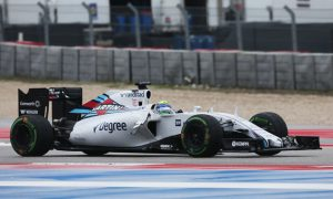 Williams eager to bounce back after difficult USGP