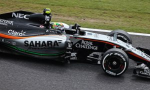 Perez hopes tyre change spices up Russian GP