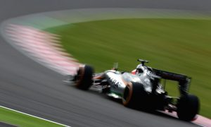 Force India to keep updating 2015 car