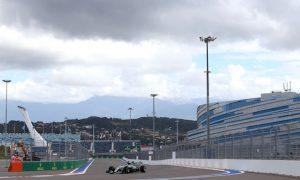 Rosberg fastest as Sainz crash cuts FP3 short