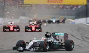 Hamilton close to title after Russian GP win