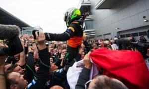 Perez ecstatic with podium finish