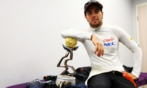 Perez looking to keep up momentum